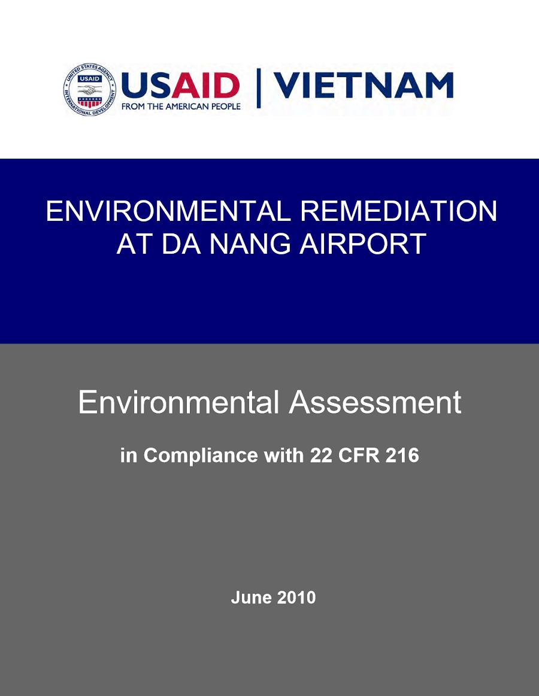 Environmental Remediation at Da Nang Airport