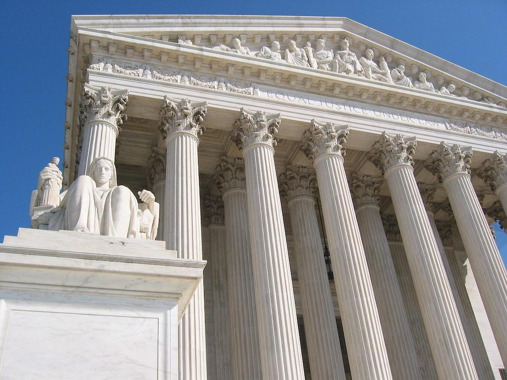 """US Supreme Court"" by zacklur is licensed under CC BY-NC-SA 2.0"