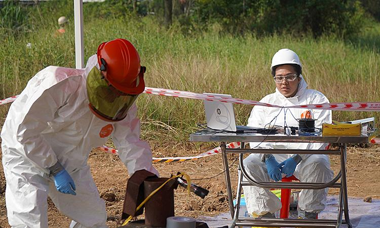 Vietnam, US commence dioxin remediation at Bien Hoa airbase