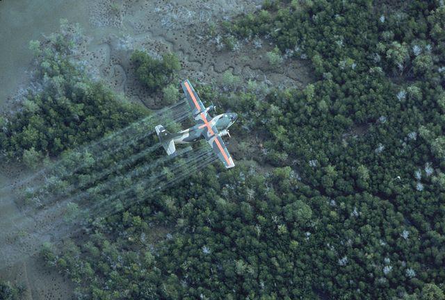 Agent Orange Won't Go Away—in Vietnam, or the Courts