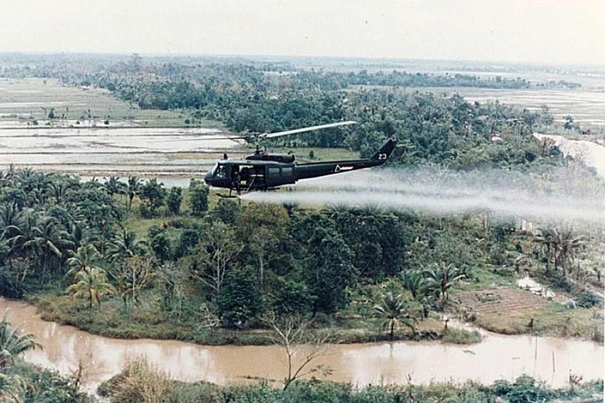 Agent Orange Exposure Doubles Risk of Developing Dementia, Study Finds