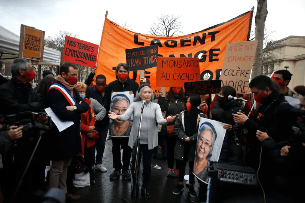French court to decide landmark case against the U.S. makers of Agent Orange